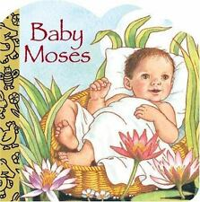 Baby Moses (A Chunky Book(R)) by Josephs, Mary