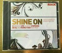 SHINE ON various artists CD Album NEW Ambient Symphonic Metal & Mad Prog Rock