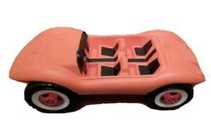 Vintage  Barbie/GI JOE Sports Car DBGM Made In West Germany Large