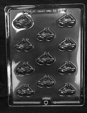 K129 Bite Size Sunglasses Chocolate Candy Soap Mold with Instructions