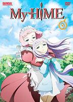 My-HiME - Vol. 5 (DVD, 2006)