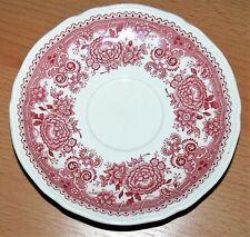 6 erlesene Suppenteller Villeroy /& Boch Burgenland rot