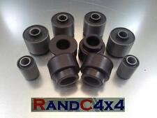 1245 Land Rover Defender Suspensión Delantera Radio Brazo Panhard Rod Bush Kit 94-97