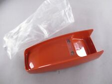 Wall Phone Base - Burnt Orange - 1970's ~~ telephone