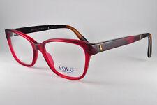 Polo Ralph Lauren Eyeglasses PH 2165 5458 Burgundy Transparent, Size 53-17-145