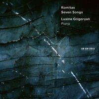 SEVEN SONGS - GRIGORYAN,LUSINE   CD NEU KOMITAS