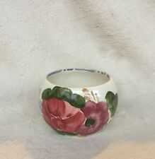 SIMPSONS BELLE FIORE HAND PAINTED SUGAR BOWL GOOD CONDITION