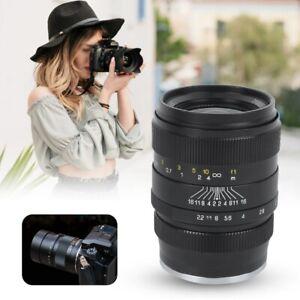 Zhongyi MITAKON Creator lens 35mm f2 for DSLR Canon EF Nikon F Pentax K Sony E