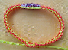 HANDMADE FAIR FRIENDSHIP LOVE LUCK & PROTECTION BEAUTIFUL GIFT COTTEN BRACELET12