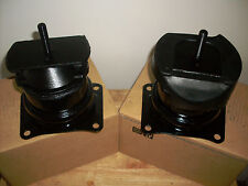 FRONT LOWER & REAR LOWER ENGINE MOUNTS -- FITS: 1999 ACURA TL (3.2L, V6, 3210cc)