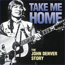 John Denver : Take Me Home Country CD