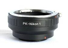 Pentax K PK to Nikon 1 Mount Adapter J1 J2 J3 V1 V2 PK-N1
