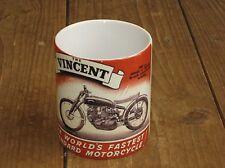 Vincent Series C Rapide Black Lightning Motorbike Advertising MUG