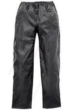 Pantaloni pantalone antipioggia impermeabili moto cerniera velcro L SOLO RITIRO