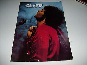 Cliff Richard Tour Book Europe 1982 * Fullcolour magazine * RARE