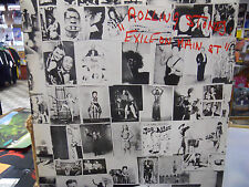 "THE ROLLING STONES ""EXILE ON MAIN ST"" CZECH IMPORT LP VG++ CBS RECORDS"