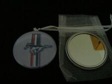 Pocket Purse Mirror Mustang 50 years
