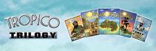 Tropico Trilogy: Tropico {+Exp} + Tropico 2 + Tropico 3 {+Exp} (PC) [Steam]