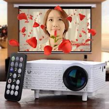Mini LED Projector 1080P HD Home Theatre Cinema Multimedia for Phone USB/SD/HDMI
