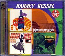 Barney Kessel Breakfast at Tiffany's: Bossa Nova Jazz-Latin