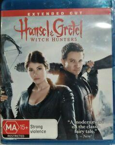 Hansel and Gretel: Witch Hunters (2013, Blu-ray) Region B Australia