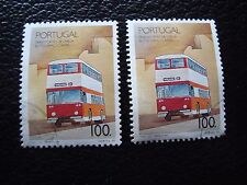 PORTUGAL - timbre yvert et tellier n° 1768 x2 obl (A28) stamp (T)