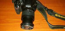 Nikon D D3400 24.2MP Digital SLR Camera - Black (Kit w/ AF-P DX 18-55mm Lens)