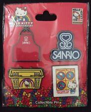 Sanrio Hello Kitty Con 2014 Exclusive 4 Pin Set