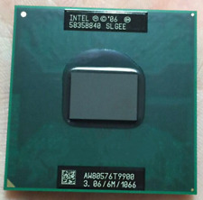 Intel Core 2 Duo Mobile T9900 SLGEE 3.06 GHz 6MB 1066MHz tested