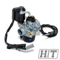 Sport Vergaser 17,5mm E-Choke für Piaggio NRG MC2 Base SSL / Gilera Runner 50
