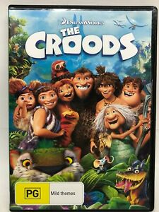 The Croods - DVD - AusPost with Tracking