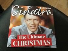 FRANK SINATRA ULTIMATE CHRISTMAS - PROMO CD, THE FIRST NOEL WHITE CHRISTMAS ETC