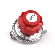 Valve Adjustable 0 to 20psi Propane Regulator Lp Lpg Gas Grill Fryer Stove Parts
