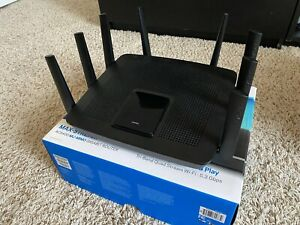 Mint Condition Linksys EA9500 Max Stream AC5400 Wifi Router