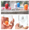 Magical Jellyfish Water Bottle Pet Kids Water Bath Toy Science Novelty Learning