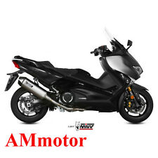 Scarico Completo Mivv Yamaha T-Max 530 2017 17 Terminale Speed Edge Moto Scooter