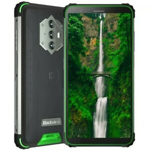 Blackview BV6600 4Go+64Go Smartphone 4G Telephone 8580mAh Android 10 Octa-Core