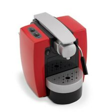Illy Mitaca 21036 Pod 1 Plus Espressomaschinen  mit Milchaufschäumer rot 18 BAR