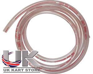 Freeline Petrol / Fuel Pipe 5mm x 3m Go Kart Karting Race Racing