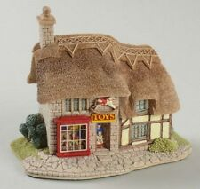 Lilliput Lane The Toy Shop #690 *Nwc* Retired and Rare *Fs*