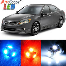 14 x Premium Xenon White LED Lights Interior Package Kit for Honda Accord 03-12