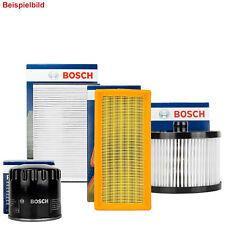 BOSCH FILTER SET KOMPLETT LAND ROVER FREELANDER Soft Top 1.8 i 16V 4x4