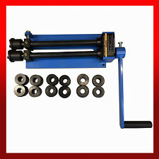 WNS Hand Bead Roller / Swager 305mm x 1.2mm Capacity Restoration Jenny Rolls