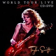 SWIFT, Taylor-Speak Now World Tour Live/3