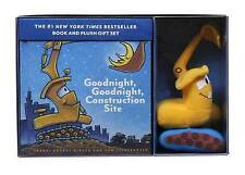 NEW Goodnight, Goodnight, Construction Site Book and Plush Gift Set