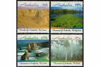 Australia 1988 SG1161-1164 Panorama set FU