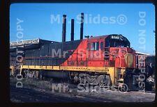 Original Slide Mexico FUS Sureste B23-7 523 Veracruz VER 1981