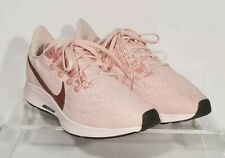 New Nike Air Zoom Pegasus 36 Sparkle Running Shoes Echo Pink/Metallic Sz 6.5