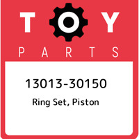 13013-30150 Toyota Ring set, piston 1301330150, New Genuine OEM Part