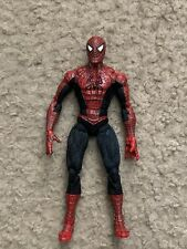 Spiderman 2 Super Poseable Spiderman 2004 Spiderman Action Figure Tobey Maguire
